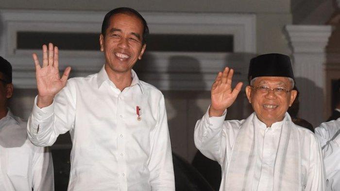 Catatan Kritis Duet Maut Jokowi-Ma'ruf di Tahun Perdana